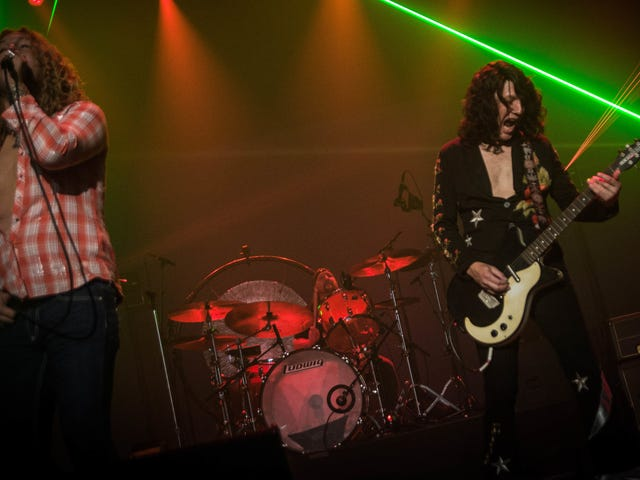 """Life as a Led Zeppelin cover band: The high-wire act of """"Stairway"""" and how not to kill your voice"""