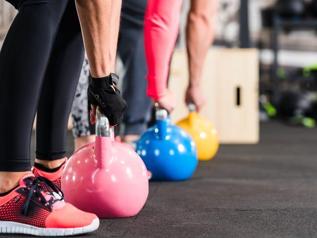 Bagaimana Mengenalinya Ketika Anda brengsek di Gym