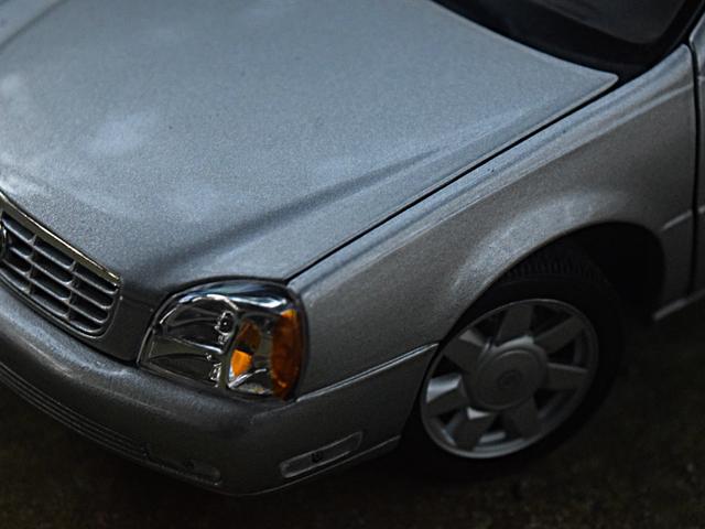 LaLD Car Week Day 4: 'Cadillac...Mannaggia la Maria'