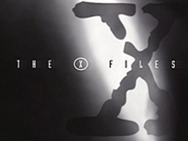 X-Files Open Thread