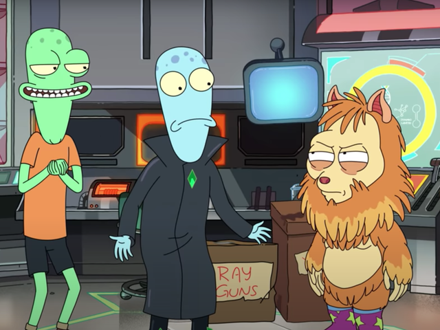 Meet everyone's least favorite alien family in the new trailer for Justin Roiland's Solar Opposites