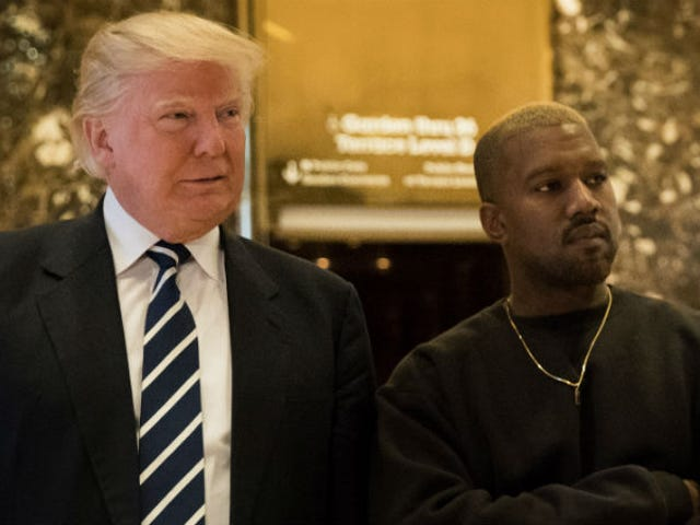 Det er ingen unnskyldninger for Kanye West's Trash Politics