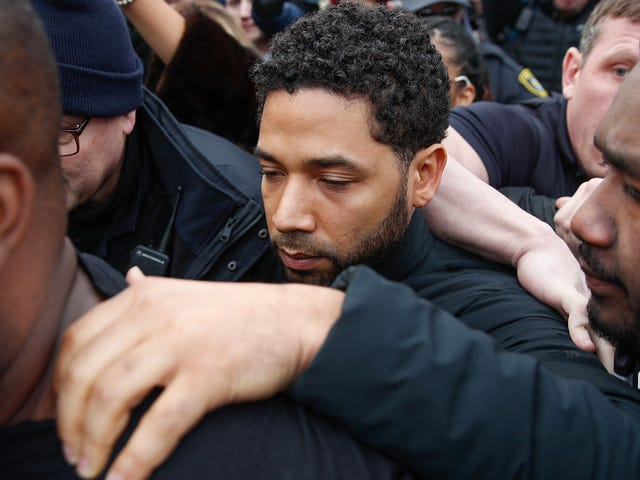 Jussie Smollett's Supposed Hoax Is His Defining Performance