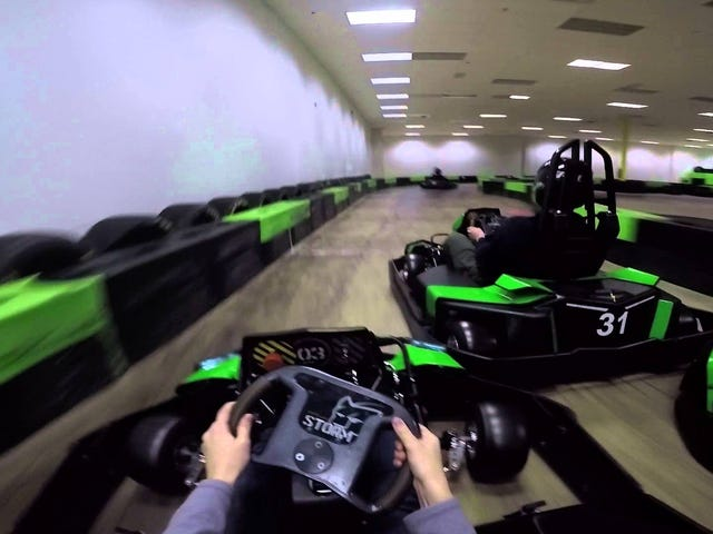 Another Karting Vid