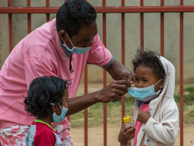 124 Dead in Outbreak of the Bubonic Plague in Madagascar (We Kid You Not)