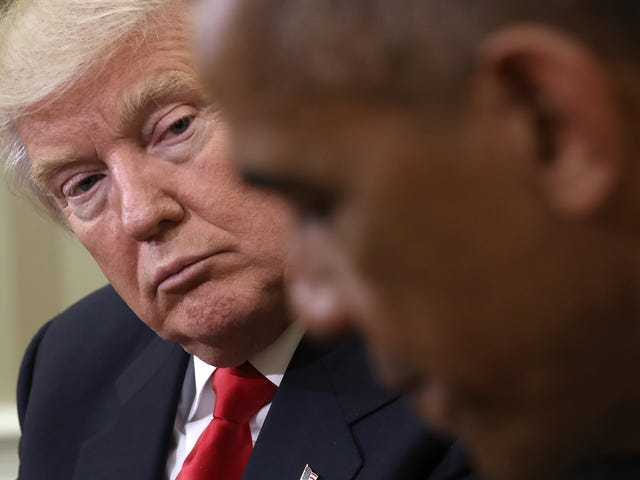 The President's Newest Russia Deflection: Obama-Embedded Informant in Trump's Campaign
