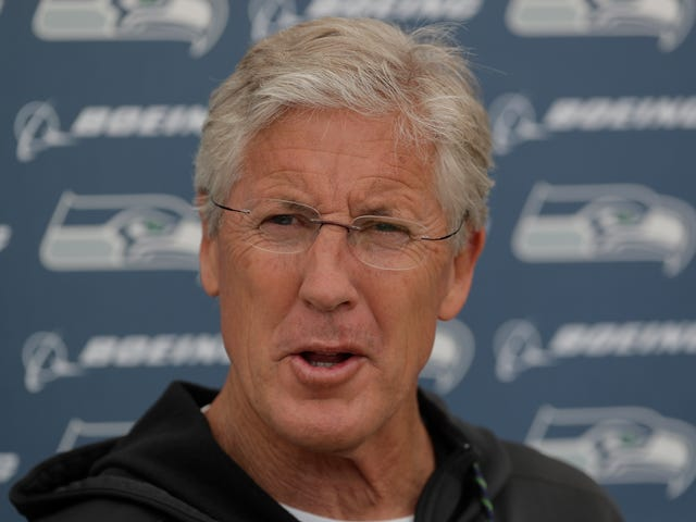 What In The Hell Is Pete Carroll Talking About?