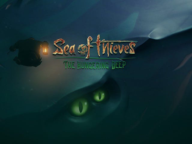 <i>The Hungering Deep</i> ger relativ fred till <i>The Hungering Deep</i> <i>Sea of Thieves</i>