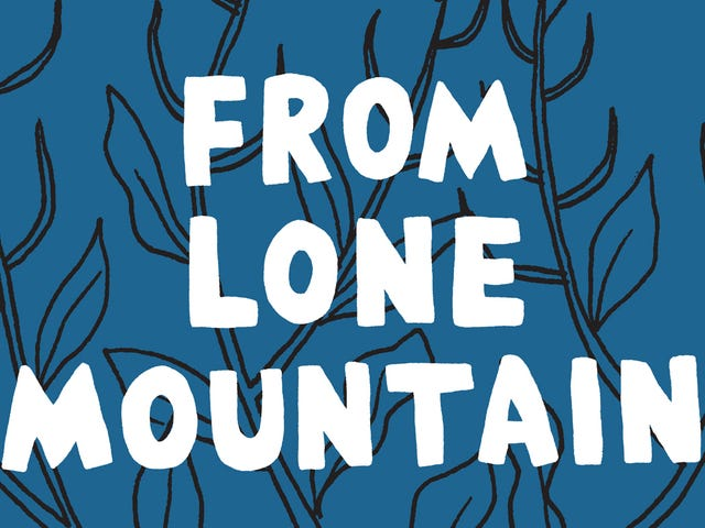 A From Lone Mountain exclusive showcases a master minimalist's skill