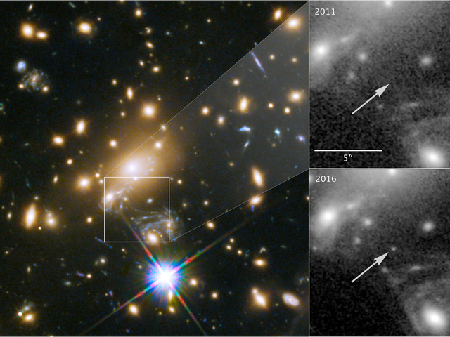 Scientists Used Galaxies as Magnifying Lenses to See Individual Stars Billions of Light-Years Away