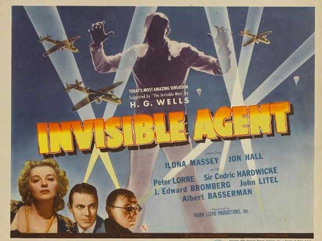 Agente invisible (1942)