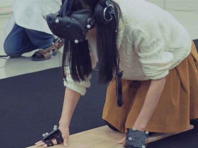 Japanisches VR-Spiel: Rette die Katze oder sterbe