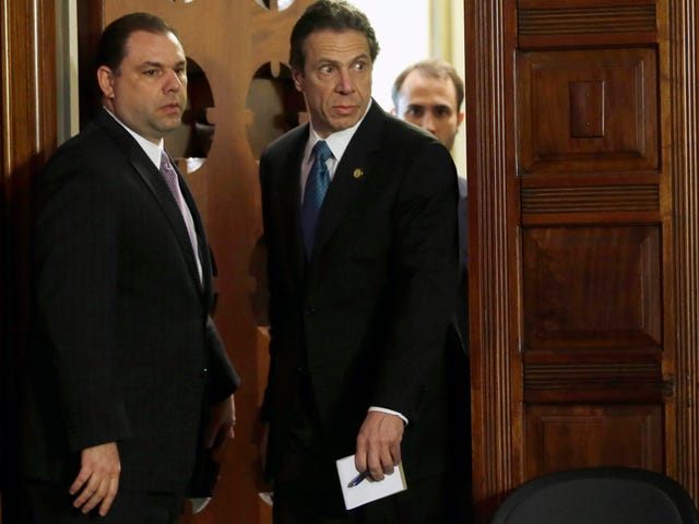 Two Former Aides to Governor Andrew Cuomo Charged in Sweeping Federal Corruption Indictment