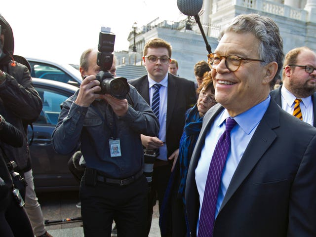 The New Yorker Seriously Mischaracterized the Story of One of Al Franken's Accusers