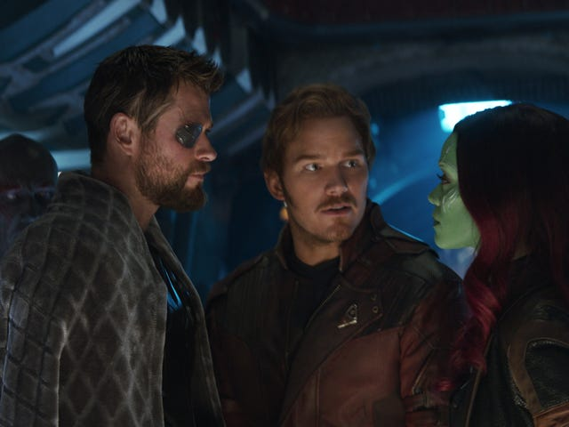 The Guardians Of The Galaxy will appear in Thor: Love And Thunder