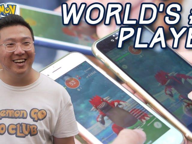 Deberías ver este fascinante documental Trainer Tips sobre el mejor jugador de Pokémon Go del mundo, y el increíblemente competitivo ...