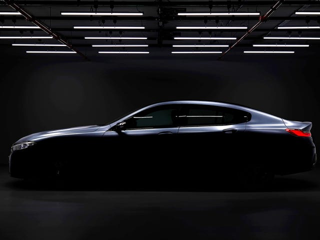 What Exactly Is the Point of the BMW 8 Series Gran Coupe Anyway?