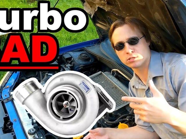 Why Not To Buy A Turbocharged Car - A Scotty Kilmer Parody