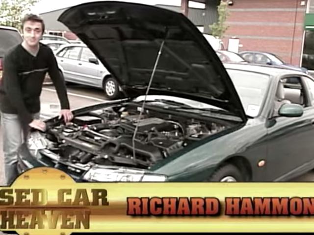 Πριν από το Silvia ήταν ο καθένας το αγαπημένο αυτοκίνητο drift, ήταν ακριβώς ένα άλλο μεταχειρισμένο Nissan