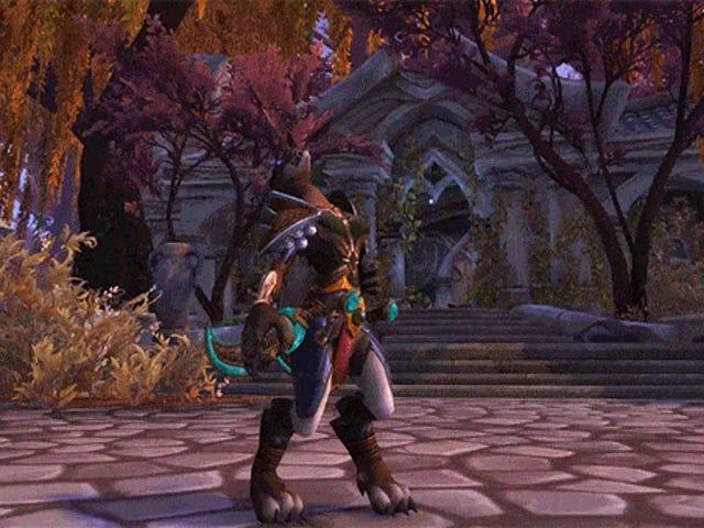 กดปุ่ม World Of Warcraft: Legion's Level Cap เป็นเพียงการเริ่มต้น