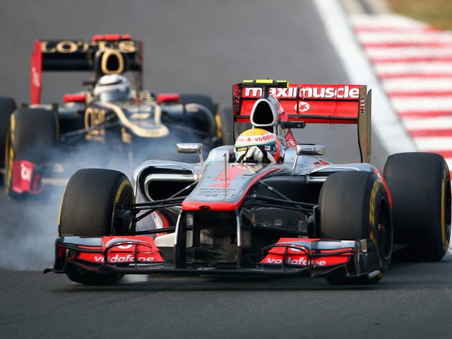 McLaren-Mercedes Is Officially Returning To Formula One