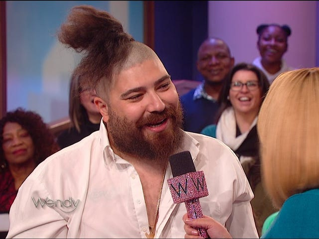 The Fat Jew Just Asked Wendy Williams to Name His Daughter on the Air, So She Did