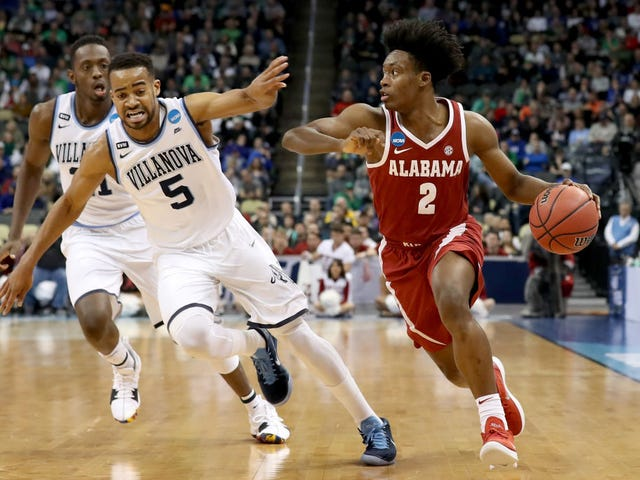 Yeah, This Joseph Goodman Piece on Alabama's Collin Sexton Just Might Be the Shittiest Sports Take Ever