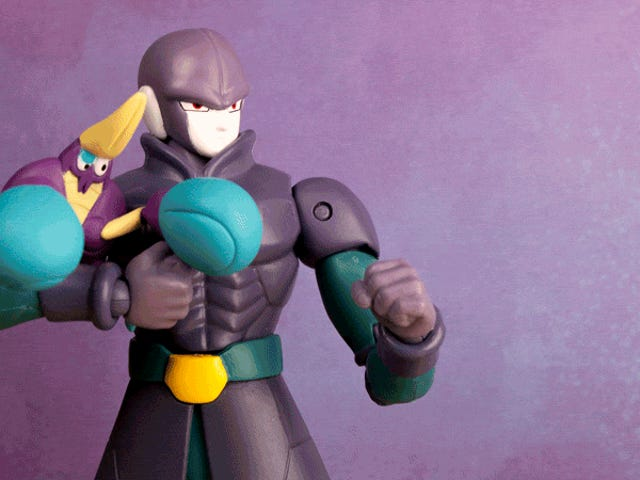 <i>Dragon Ball Super</i> Action Figures Play Well With Others