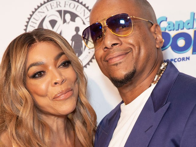 Wendy Williams Has Reportedly Filed to Divorce Kevin Hunter