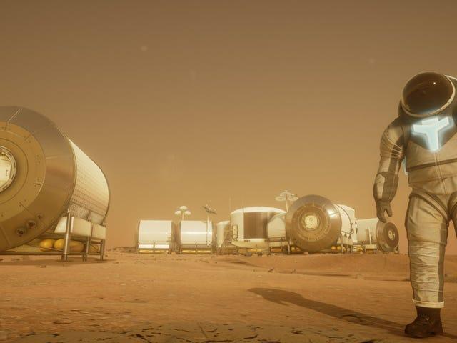 SEKARANG TERSEDIA: Pengalaman VERS Immersive Mars 2030 Membawa Anda Pada Misi ke Marikh