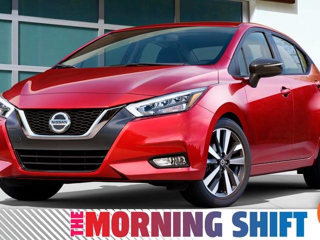 Nissan kan ha spelat sig själv