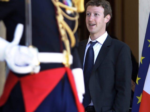 Francia exige que Facebook deje de rastrear a los no usuarios y envía datos a los Estados Unidos