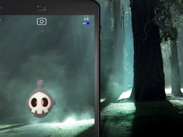 Pokémon Go Introduces New Ghost Types This Month, Rest of Gen Three In December