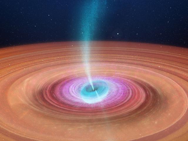 Οι αστρονόμοι κάνουν την ταινία της μαύρης τρύπας γυρίζοντας σαν κορυφή
