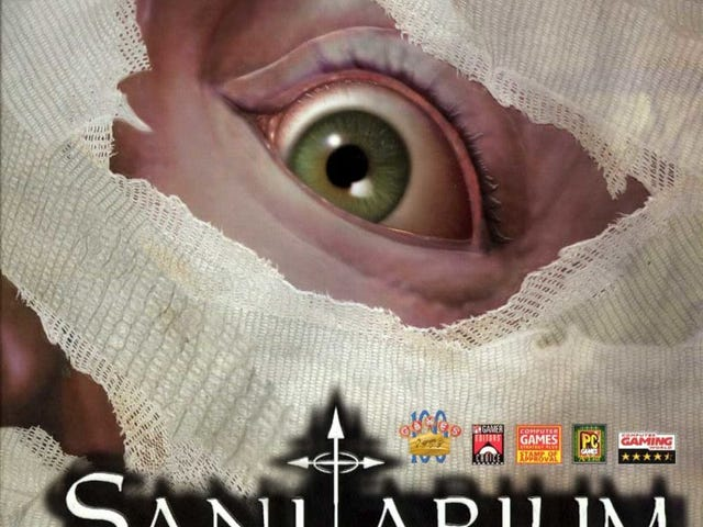 Sanitarium is a Weird and Spooky Adventure Game That Doesn't Have Much to Say