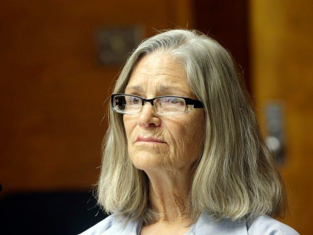 Manson Family Murderer Leslie Van Houten Is Definitely Not Getting Out Of Prison Anytime Soon
