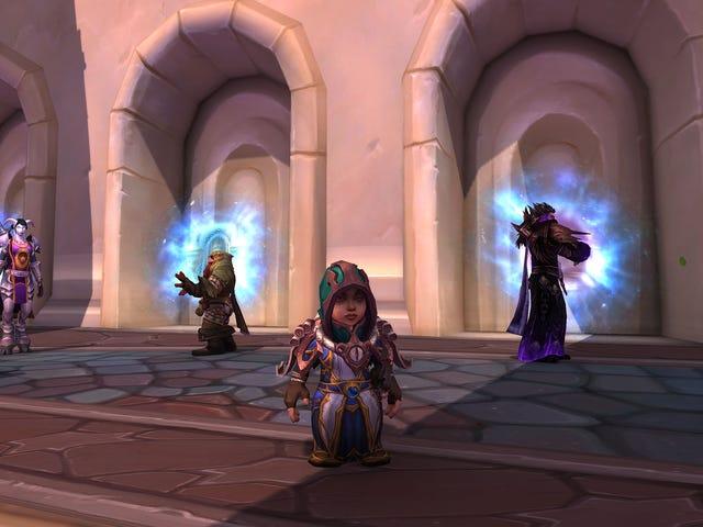 Les fans de <i>World Of Warcraft</i> sont perturbés par des portails fermés