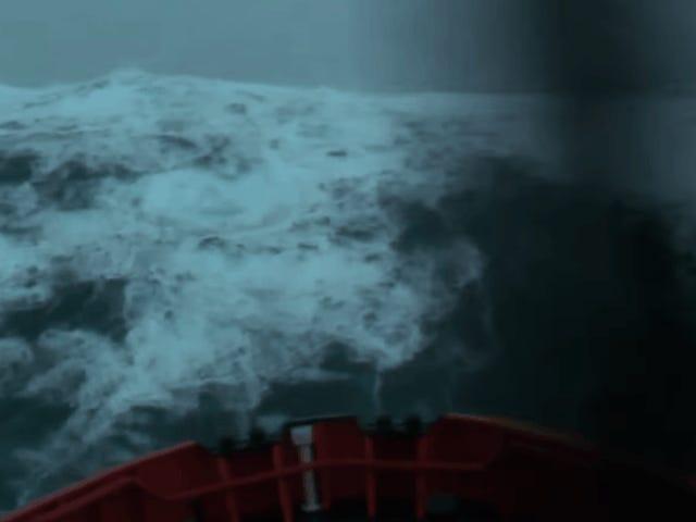 新的MIT系统可以在巨浪船发生之前对其进行预警