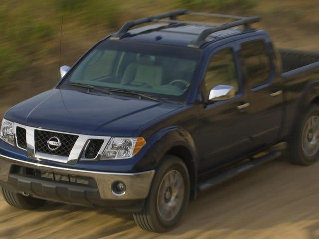 Nye Nissan Frontier bekreftet endelig for neste år
