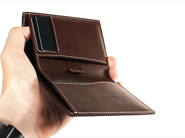 Preorder and Save on a Slim Wallet That Excels at Cards, Cash, and Even Coins