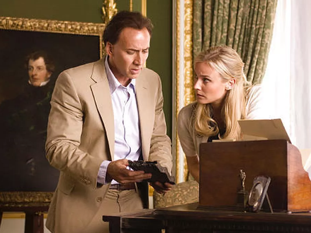 National Treasure 3 Gets the Green Light to Steal Increasingly Obscure Historical Documents