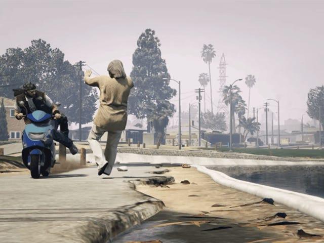 Kilka godzin z niedorzecznym rowerem DLC <i>GTA Online's</i>