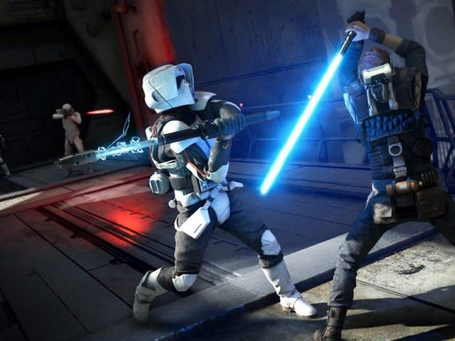 Apparently, Replicating the Star Wars Wipe in Jedi: Fallen Order Was a Nightmare
