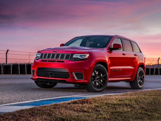 What Do You Want To Know About The 2018 Jeep Grand Cherokee Trackhawk?