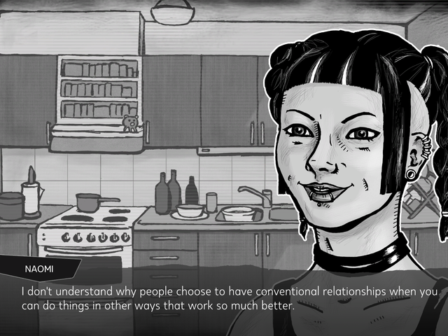 Knife Sisters Explores The Tricky Subject Of Player-Character Consent