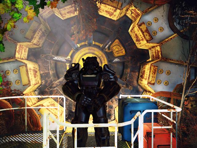 Le missioni di incursione di Fallout 76 si sentono come faccende