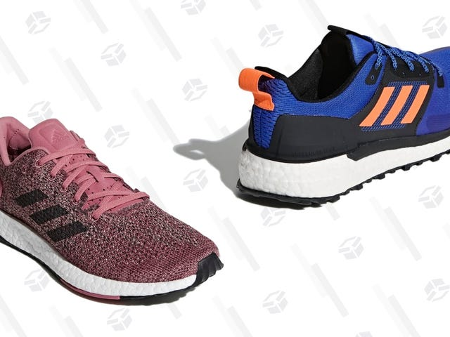Run Over to Adidas For An Extra 30% Off Running Shoes