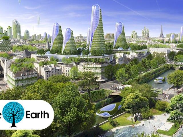 Gelecek Dünyamızı Düşünmek İçin Sonraki İki Haftayı Harcıyoruz