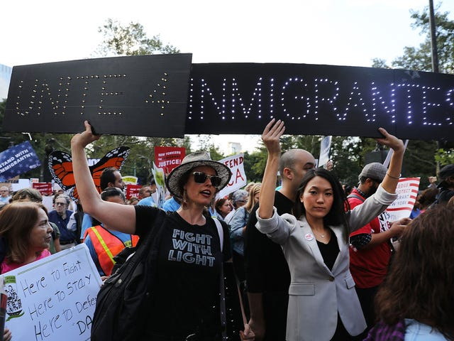 Immigrant Rights Activists Say DACA Ain't Dead Yet
