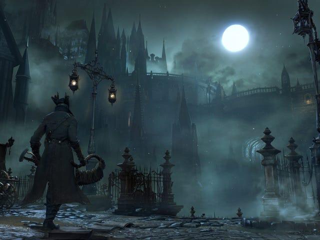 Reranking the Dark Souls series (and Bloodborne)